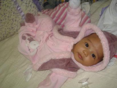 valentina bebê